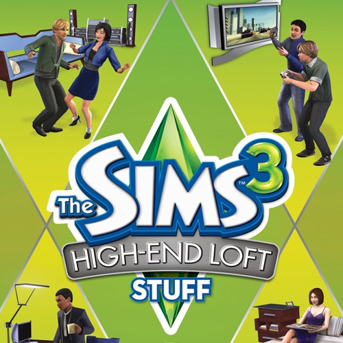 The Sims 3 High End Loft Stuff Digital Download Price Comparison