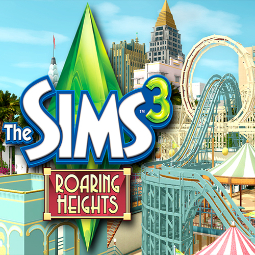 The Sims 3 Download: The Sims 3 Roaring Heights Digital Download Price