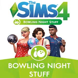 The Sims 4 Bowling Night Stuff Ps4 Digital & Box Price Comparison
