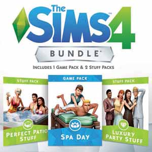 The Sims 4 Bundle Pack 2 Digital Download Price Comparison