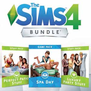 The Sims 4 Bundle Pack 3 Digital Download Price Comparison