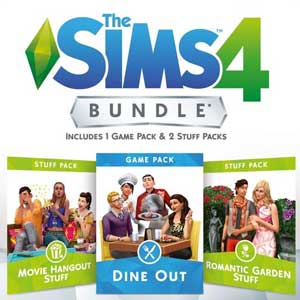 The Sims 4 Bundle Pack 5 Digital Download Price Comparison