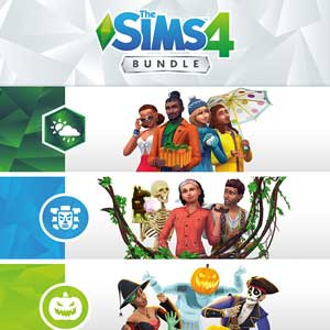 The Sims 4 Spooky Stuff Ps4 Digital & Box Price Comparison