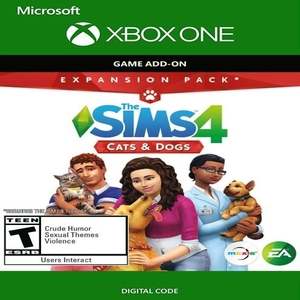 The Sims 4 Cats and Dog Expansion Pack