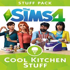 The Sims 4 Cool Kitchen Stuff