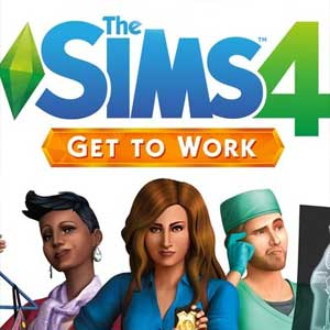 The Sims 4 Get to Work Ps4 Digital & Box Price Comparison