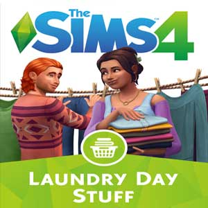 The Sims 4 Laundry Day Stuff