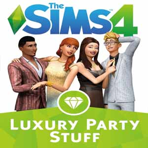 The Sims 4 Luxury Party Stuff Digital Download Price Comparison