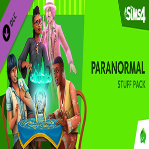 The Sims 4 Paranormal Stuff Pack Digital Download Price Comparison