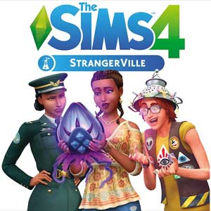 The Sims 4 StrangerVille Xbox One Digital & Box Price Comparison
