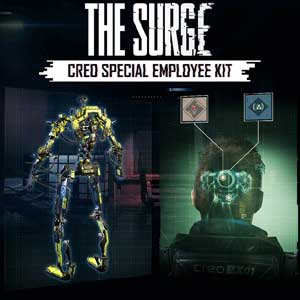 The Surge Special kit Used CREO Digital Download Price Comparison