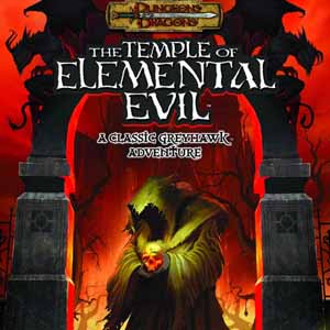 The Temple of Elemental Evil Digital Download Price Comparison