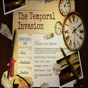 The Temporal Invasion Digital Download Price Comparison