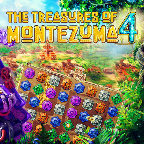 The Treasures of Montezuma 4 Digital Download Price Comparison
