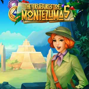 The Treasures of Montezuma 5 Digital Download Price Comparison