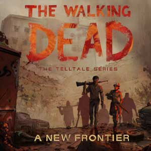 The Walking Dead The Telltale Series A New Frontier PS3 Code Price Comparison