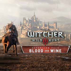 The Witcher 3 Wild Hunt Blood and Wine Ps4 Code Price Comparison