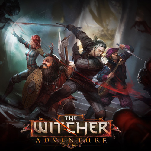 The Witcher Adventure Game Digital Download Price Comparison
