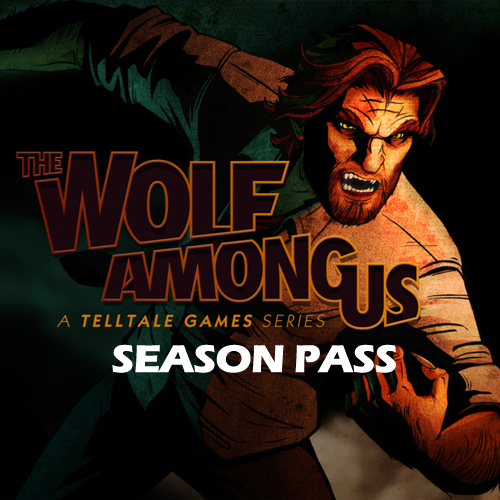 The Wolf Among Us Season Pass Xbox 360 Code Price Comparison