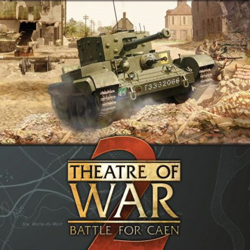 Theatre of War 2 Battle for Caen Digital Download Price Comparison