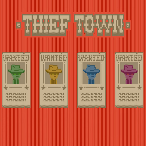 Thief Town for Nintendo Switch - Nintendo Game Details |Thief Town