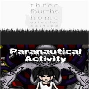 Three Fourths Home Extended Edition Paranautical Activity Bundle