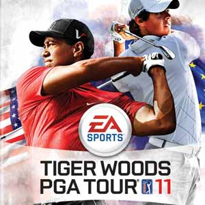Tiger Woods PGA Tour 11 PS3 Code Price Comparison