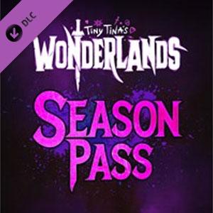 Tiny Tina's Wonderlands Season Pass