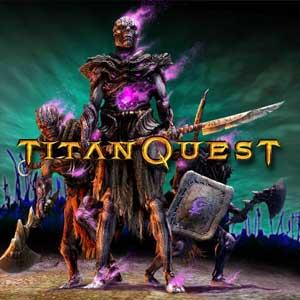 Titan Quest XBox One Code Price Comparison