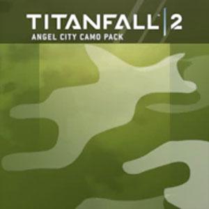 Titanfall 2 Angel City Camo Pack