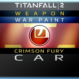 Titanfall 2 Crimson Fury CAR