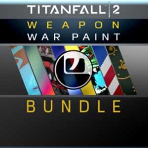 Titanfall 2 Frontier Weapon Warpaint Bundle