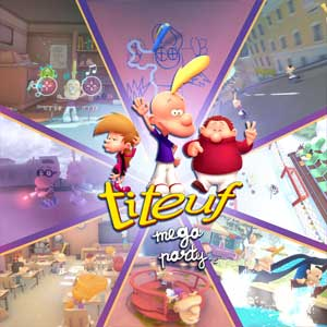 Titeuf Mega Party