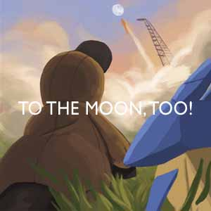 To the Moon too Digital Download Price Comparison