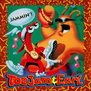 Toejam and Earl Digital Download Price Comparison
