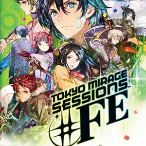Buy Tokyo Mirage Sessions #FE Nintendo Wii U Download Code Compare Prices