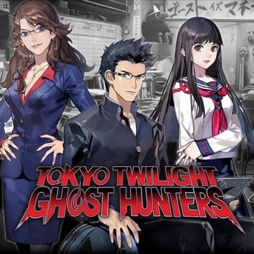 Tokyo Twilight Ghost Hunters Ps3 Code Price Comparison