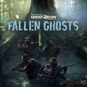 Tom Clancys Ghost Recon Wildlands Fallen Ghost Digital Download Price Comparison