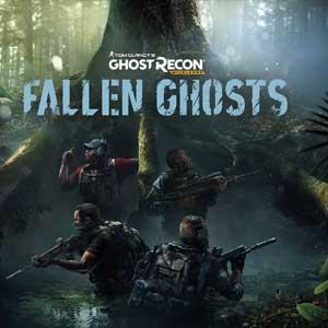 Tom Clancys Ghost Recon Wildlands Fallen Ghosts Digital Download Price Comparison
