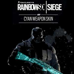 Tom Clancys Rainbow Six Siege Cyan Digital Download Price Comparison