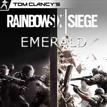 Tom Clancys Rainbow Six Siege Emerald Digital Download Price Comparison