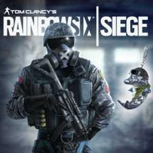 Tom Clancy's Rainbow Six Siege Mute Gravel Blast