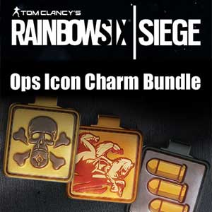 Tom Clancys Rainbow Six Siege Ops Icon Charm Bundle Digital Download Price Comparison
