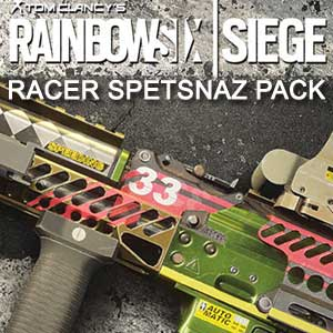 Tom Clancys Rainbow Six Siege Racer Spetsnaz Pack Digital Download Price Comparison