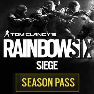 Tom Clancys Rainbow Six Siege Season Pass Xbox one Code Price Comparison