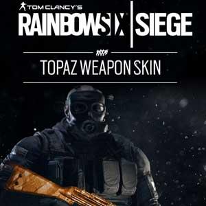 Tom Clancys Rainbow Six Siege Topaz Weapon Skin Digital Download Price Comparison