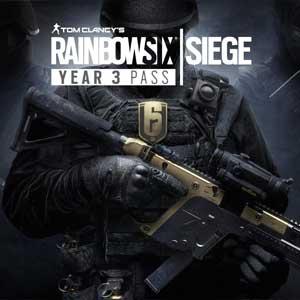 Tom Clancys Rainbow Six Siege Year 3 Pass PS4 Code Price Comparison