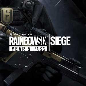 Rainbow Six Siege Year 5 Pass Ps4 Digital & Box Price Comparison