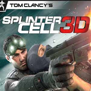 Buy Tom Clancys Splinter Cell 3D Nintendo 3DS Download Code Compare Prices