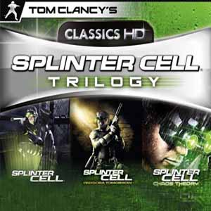 Tom Clancys Splinter Cell Classic Trilogy HD Ps3 Code Price Comparison
